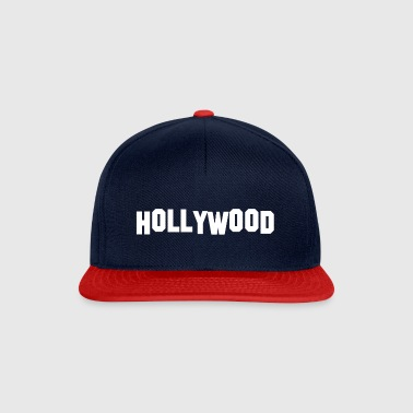 HOLLYWOOD gift idea - Snapback Cap