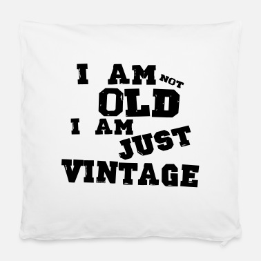 Established i am just vintage - Housse de coussin 40 x 40 cm