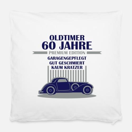Oldtimer 60 Jahre Retro Geburtstagshirt Kissenhulle Spreadshirt