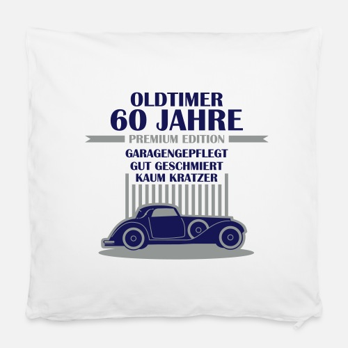 oldtimer 60 jahre retro geburtstagshirt von rodriges spreadshirt. Black Bedroom Furniture Sets. Home Design Ideas