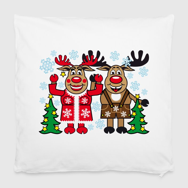 50 hirsch rentier rudolph mit frau lustig von scharfe spreadshirt. Black Bedroom Furniture Sets. Home Design Ideas
