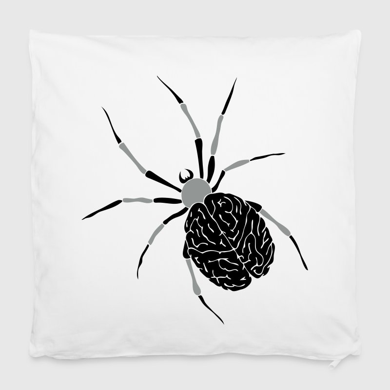 Spider Brain - Pillowcase 40 x 40 cm