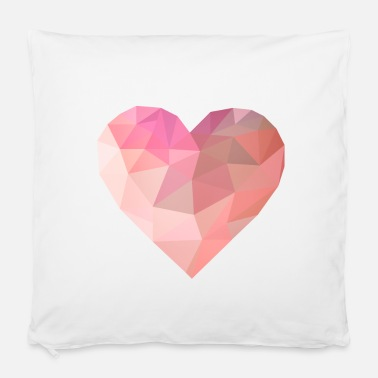 "Design Heart - Pillowcase 16"" x 16"" (40 x 40 cm)"