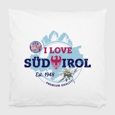 I LOVE SÜDTIROL - Pillowcase 40 x 40 cm