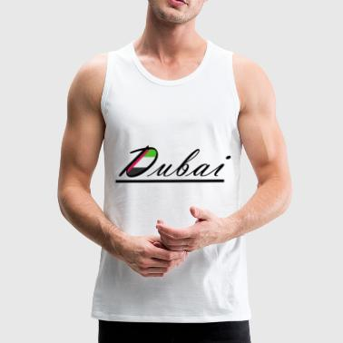 Dubai Arabia - Men's Premium Tank Top