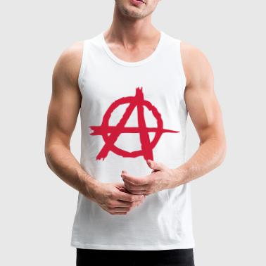 Anarchie - Männer Premium Tank Top