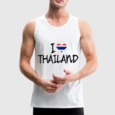 Thailand - Men's Premium Tank Top