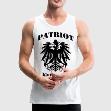Patriot - Männer Premium Tank Top