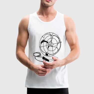 fan - Mannen Premium tank top