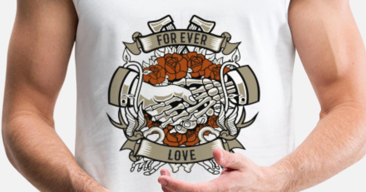 Forever Love Partenaire Couples Amour Preuve Tatouage De Kuhlteez