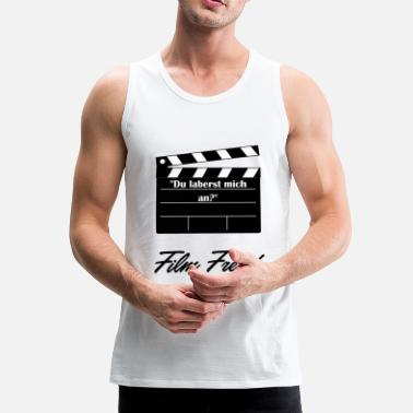 Citation De Film Tu me parles du film de citation de film - Débardeur Premium Homme