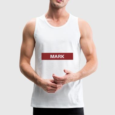 Mark - Männer Premium Tank Top