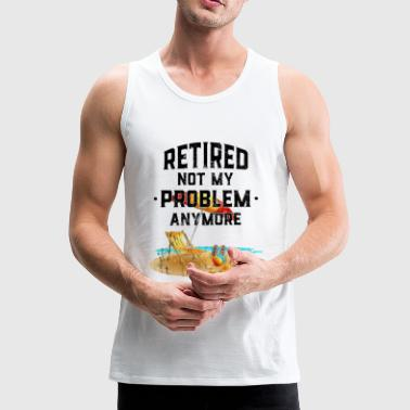 Holiday Pension Renter Gift Pension Strand - Tank top premium hombre