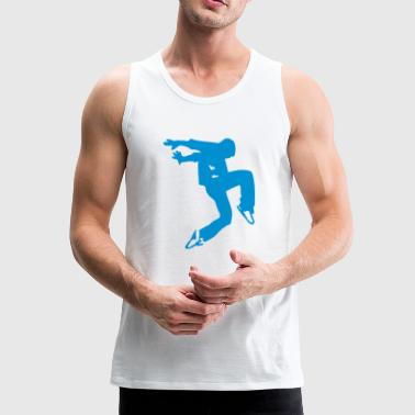 break dance luxe - Men's Premium Tank Top