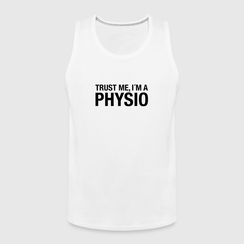 Trust Me I´m A Physio - Men's Premium Tank Top