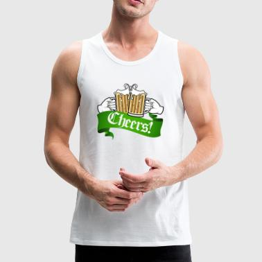 Proost! - Mannen Premium tank top