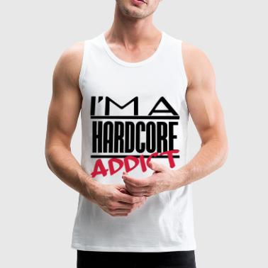 Addict - Men's Premium Tank Top