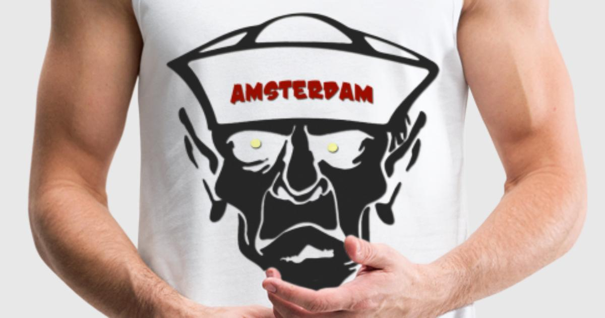 Amsterdam von lemmy666 spreadshirt for Product design jobs amsterdam