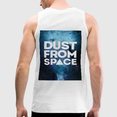 _DUST FROM SPACE HIPSTER T- SHIRT - Männer Premium Tank Top