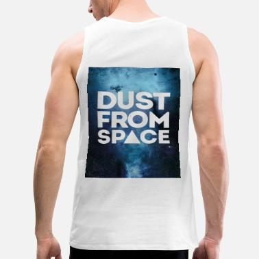 Hipster _DUST FROM SPACE HIPSTER T- SHIRT - Männer Premium Tanktop