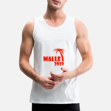 Mallorca 2019 - Men's Premium Tank Top