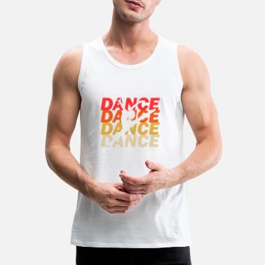 Dancer Dancer Ballet - Men's Premium Tank Top