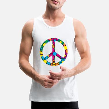 Ban The Bomb Ban da Bomb - Men's Premium Tank Top