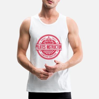 Pilates Instructor Limited edition pilates instructor premi - Men's Premium Tank Top