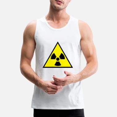Radioactive Radioactive - Men's Premium Tank Top