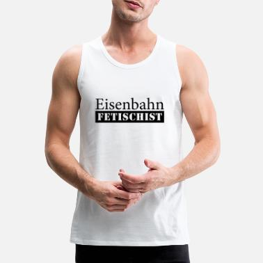 Railway Fetishes - Men's Premium Tank Top