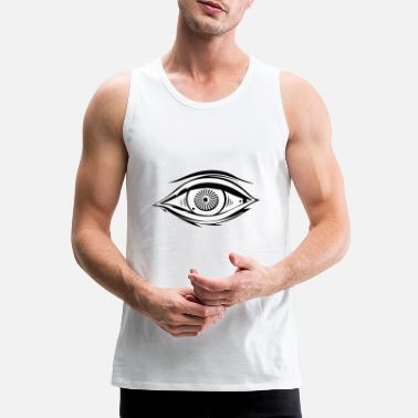 Segreta Illuminati Secret Society Masonic Eye Gift Ord - Canotta premium uomo