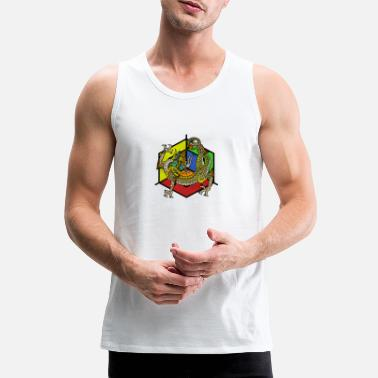 Mythical Creature mythical creatures - Men's Premium Tank Top