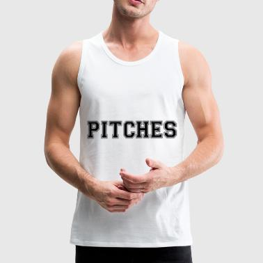 pitches - Men's Premium Tank Top