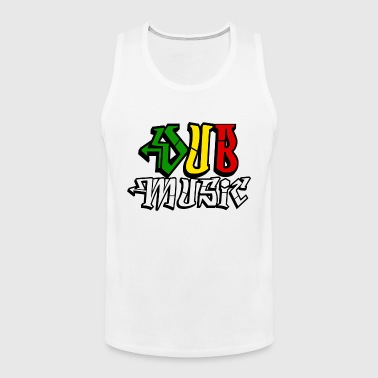 dub music - Men's Premium Tank Top