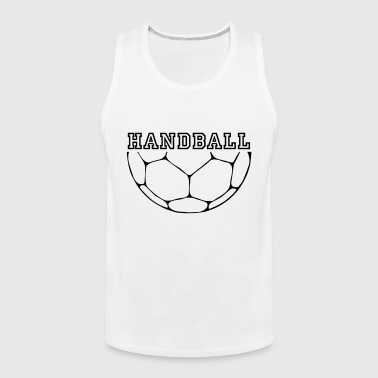 handball - Premium singlet for menn