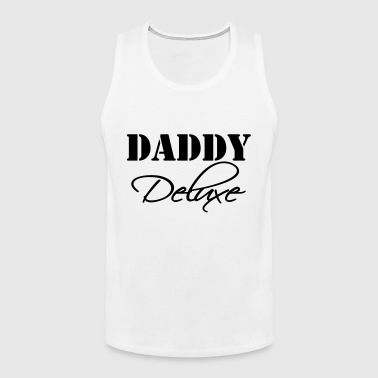 Daddy Deluxe - Premium singlet for menn