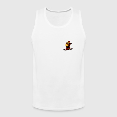 country - Premium singlet for menn