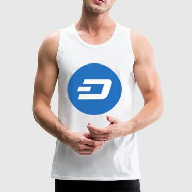 Original Dash icon - Men's Premium Tank Top