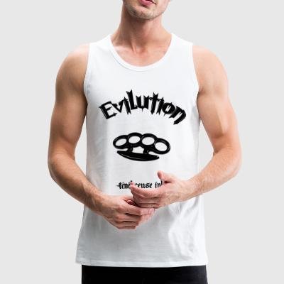 Darkover Ink - Evilution - Men's Premium Tank Top