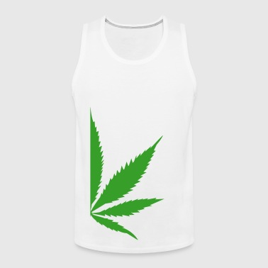 weedpartner shirt - Tank top męski Premium