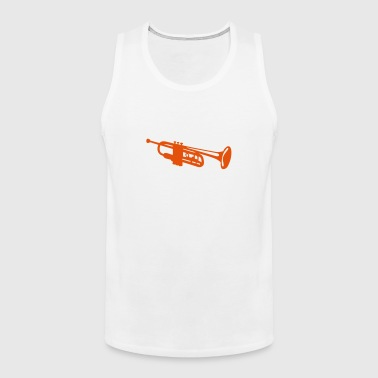 Trumpet instrument music 1903152 - Men's Premium Tank Top