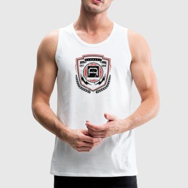 fight fitness 1 - Men's Premium Tank Top