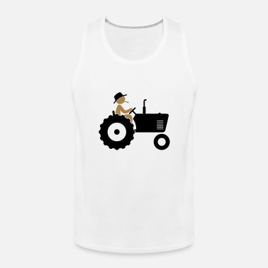T-shirt da uomo agricoltore tracktor Bauer proverbi divertente fino a 5xl