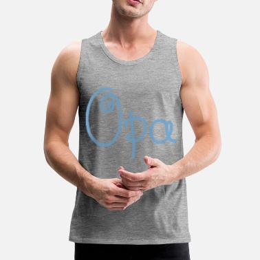 Grandpa Grandpa - Men's Premium Tank Top