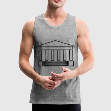 House - Men's Premium Tank Top