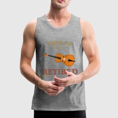 bass - Men's Premium Tank Top