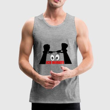 marriage - Men's Premium Tank Top