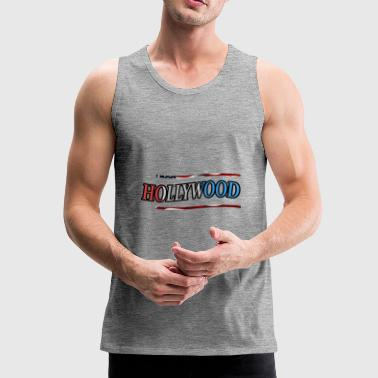 Hollywood - Mannen Premium tank top