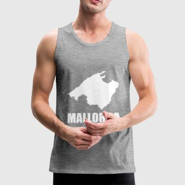 Mallorca - Men's Premium Tank Top