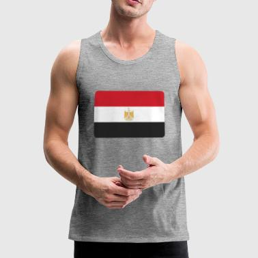 Egypt - Premium singlet for menn